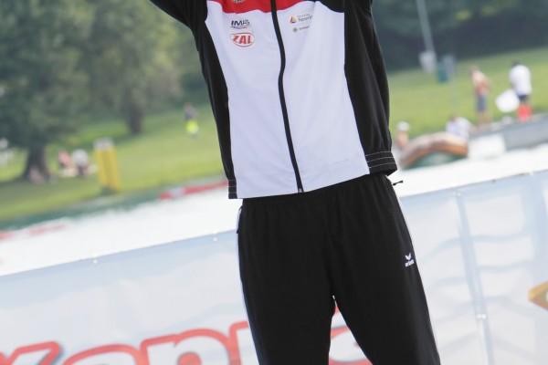 Sebastian Brendel wird Weltmeister im CI 1.000m